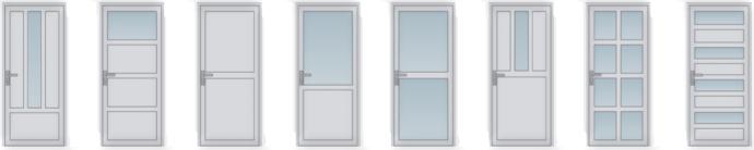 dzw5 - Drzwi stalowe