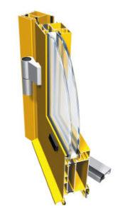 ponzio pt 60 176x300 - Drzwi aluminiowe