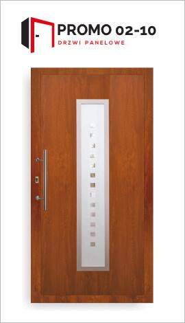 MODEL PROMO 02 10 - Pełna kolekcja drzwi ODTOMA