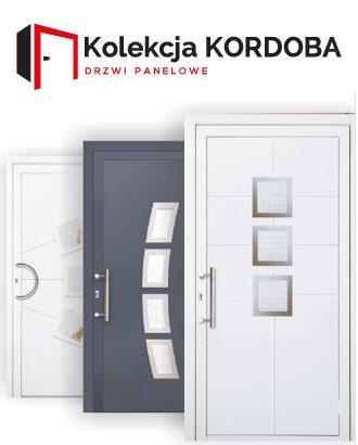 kolekcja kordoba - Pełna kolekcja drzwi ODTOMA