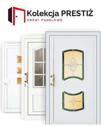 kolekcja prestiz - Pełna kolekcja drzwi ODTOMA