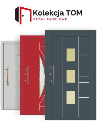 kolekcja tom - Pełna kolekcja drzwi ODTOMA