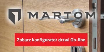 Martom Obrazek - Drzwi wejściowe MARTOM