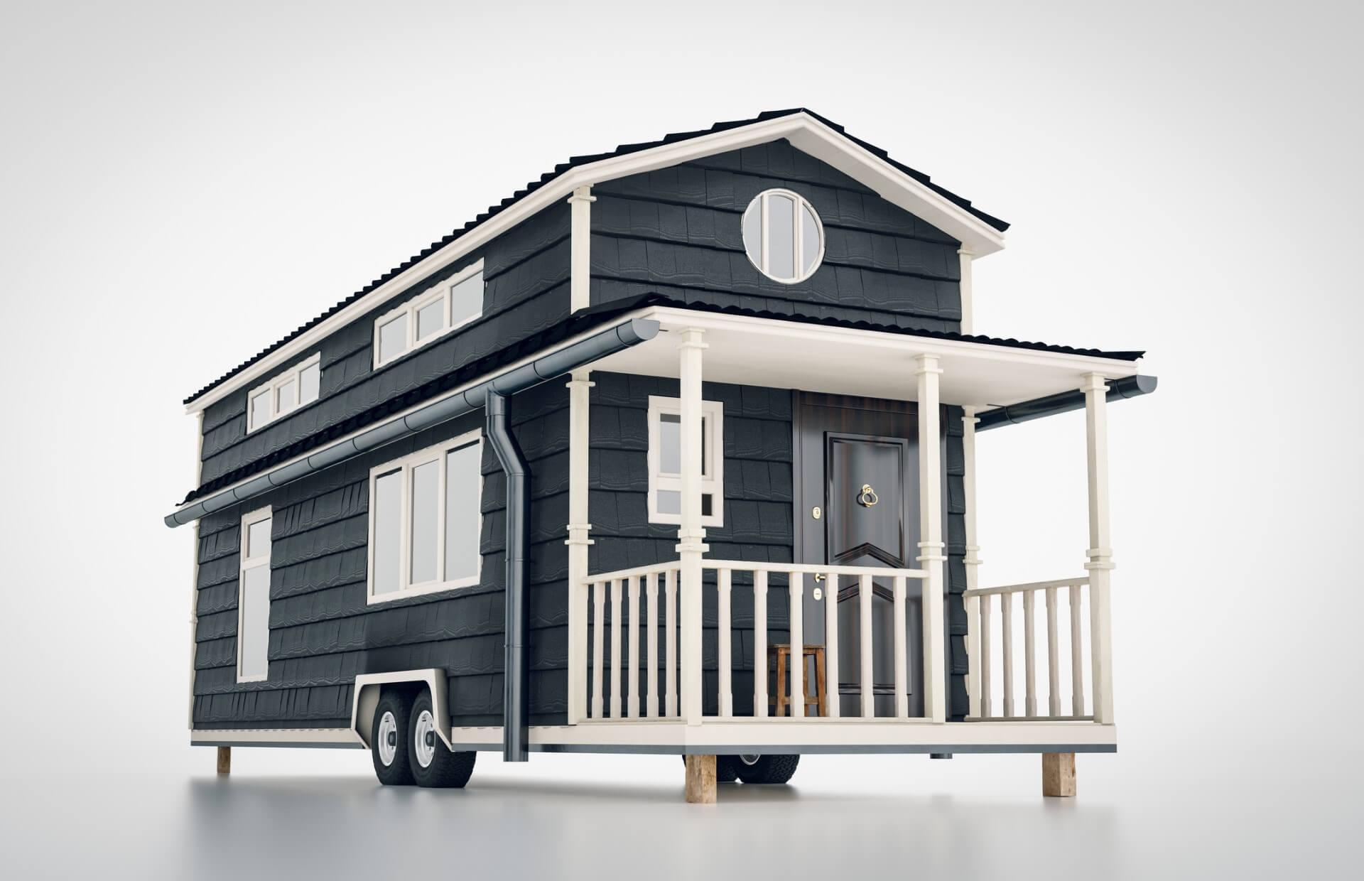 Okna drewniane jako uzupełnienie domu w stylu skandynawskim